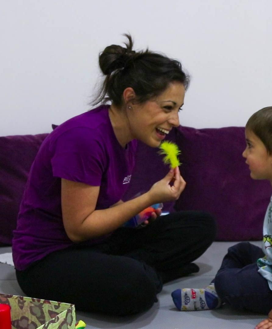 Fisioterapeuta infantil Vilanova